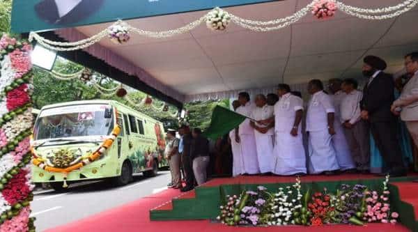 E-bus, Chennai