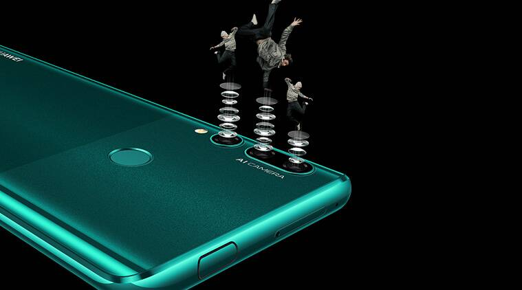 Huawei Y9 Prime 2019 is the best popup selfie camera under