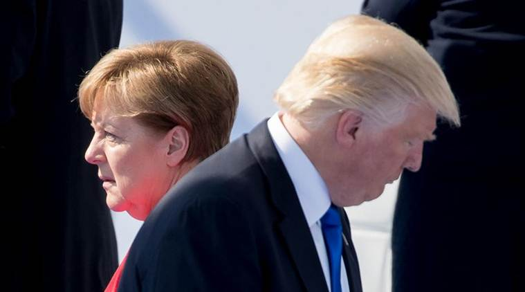 Why is Donald Trump ignoring Germany?