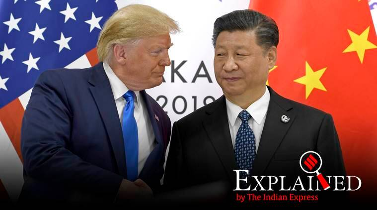 Explained: Why the US-China trade war might lead to a global recession