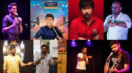 Tamil stand-up comedy, Tamil stand-up comedians
