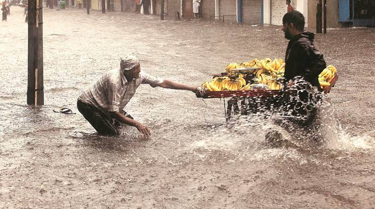 August rainfall in Gujarat takes season's share to 88%
