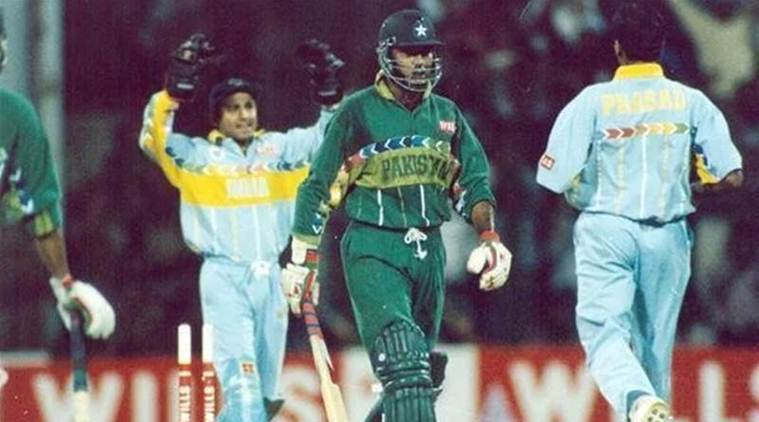 We were shocked by his behaviour: Waqar recalls Prasad-Sohail face off in 1996 World Cup