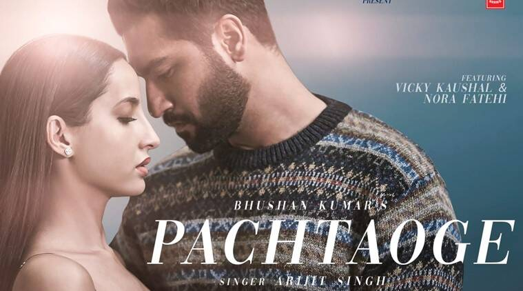 Vicky Kaushal and Nora Fatehi to sizzle in a music video 'Pachtaoge'