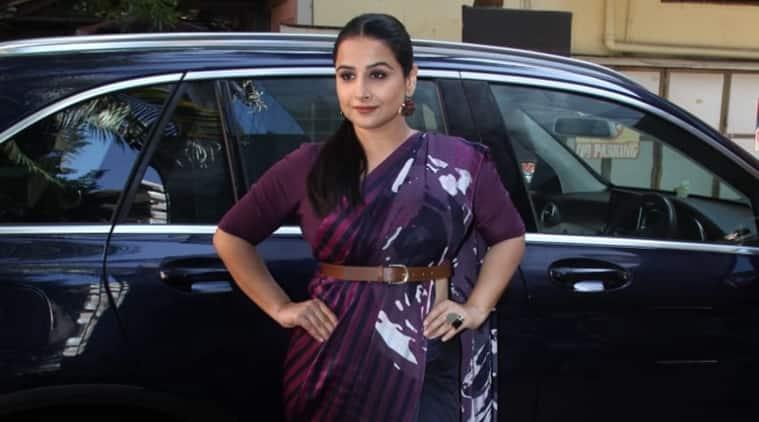 Vidya Balan reveal details about her biopic on Indira Gandhi