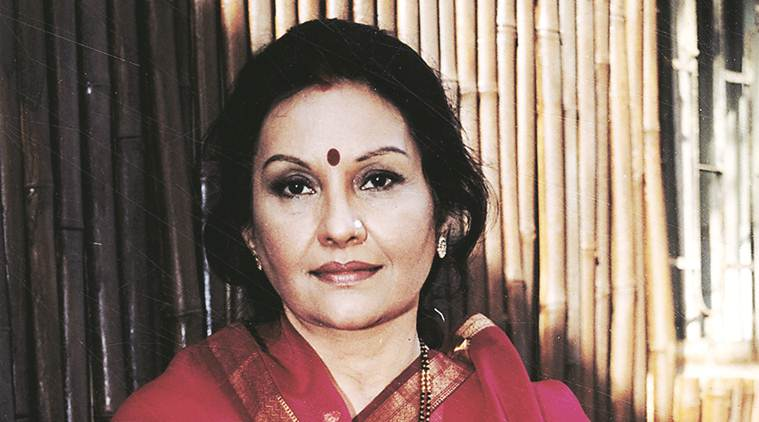 vidya sinha, actress vidya sinha, vidya sinha actress, rajnigandha movie, rajnigandha hindi movie, art and culture, entertainment, Indian Express