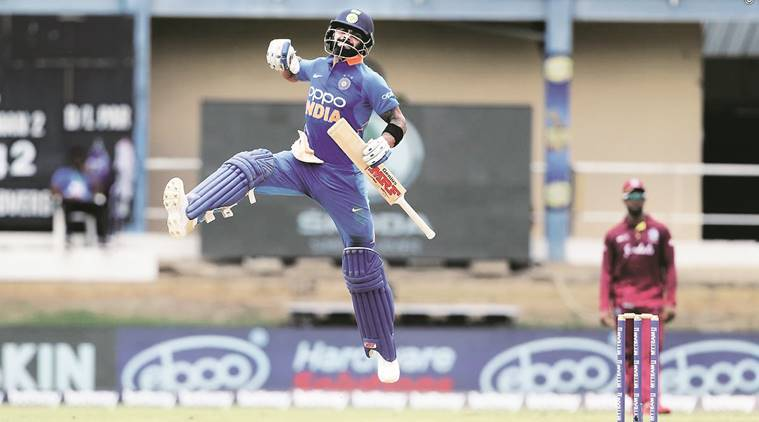 india vs west indies, ind vs wi, ind vs wi live score, Shreyas Iyer, Shreyas Iyer batting, Shreyas Iyer vs west Indies, Virat kohli, Virat kohli centuruy, india vswest indies news, cricket news, sports news, Indian express