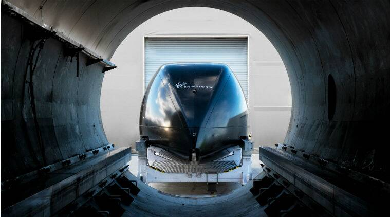Mumbai-Pune hyperloop project still on cards