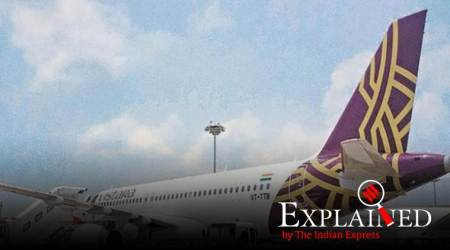 vistara, vistara airlines, vistara international flights, international flights vistara, air india, air india international flights, express explained, Indian Express