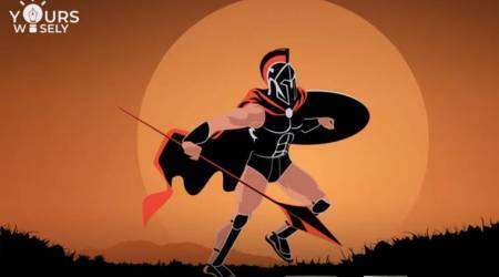 Great Achilles, indianexpress.com, life positive, achilles feet, how to know one's weakness and strengths, SWOT Analysis, inspiring thoughts, greek mythology, Dr Janki Santoke, Goddess Thetis, Trojan war,