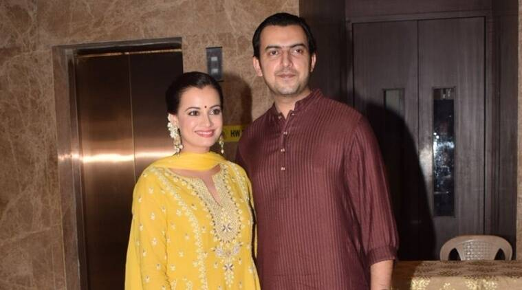Dia Mirza and Sahil Sangha announce separation
