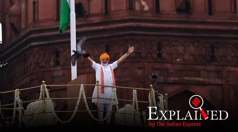 modi, independence day