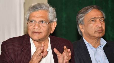 Shift ailing CPI(M) leader Tarigami from Srinagar to AIIMS in Delhi: SC on Yechury plea