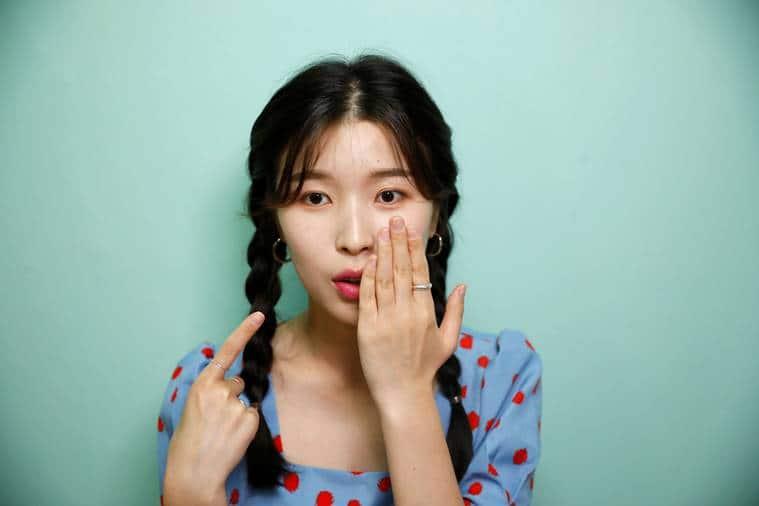 north korea, beatuy products, chanel, kim jong un, north korea sanctions, domestic beauty products, cometics, korean sheet masks, sheet masks, beauty industry, south korea, south korean cosmetics, world news, indian express news