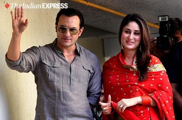 Kareena Kapoor Saif Ali Khan wedding