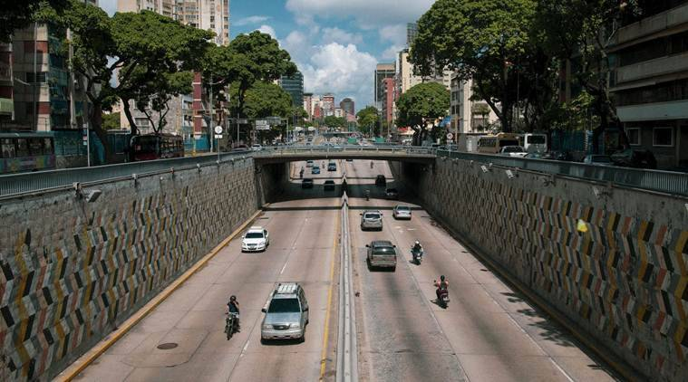 Venezuela is collapsing. So is its architectural heritage
