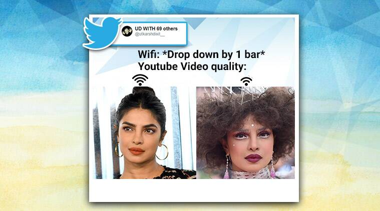 desi memes, wifi drops one bar, latest memes, funny memes, latest desi meme trend, viral news, indian express
