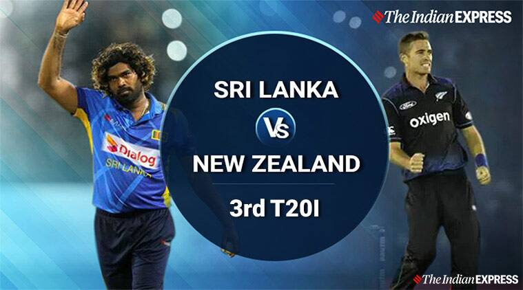 Sri Lanka Vs New Zealand 3rd T20 Highlights Malinga S
