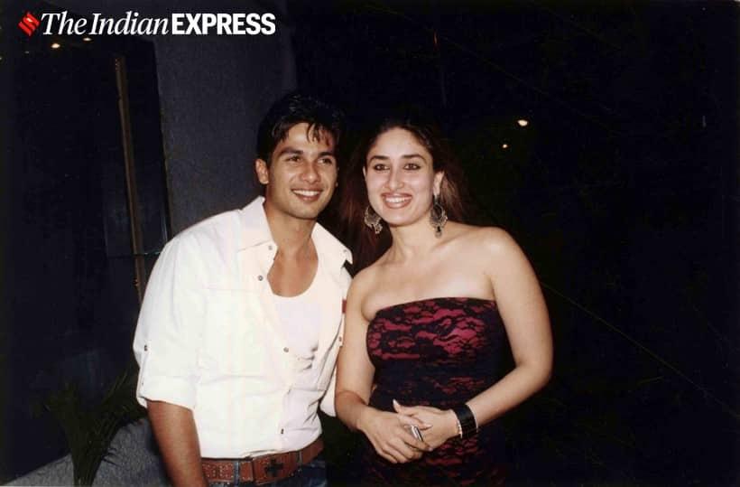 Kareena Kapoor Shahid Kapoor