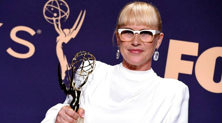 Patricia Arquette Advocates for Trans Community in Emmy Acceptance Speech