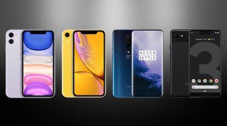 Apple iPhone 11, iPhone XR, OnePlus 7 Pro, Pixel 3XL, Apple iPhone 11 vs iPhone XR vs OnePlus 7 Pro vs Pixel 3XL, compare iPhone 11 iPhone XR, compare iPhone 11 iPhone XR OnePlus 7 Pro Pixel 3XL