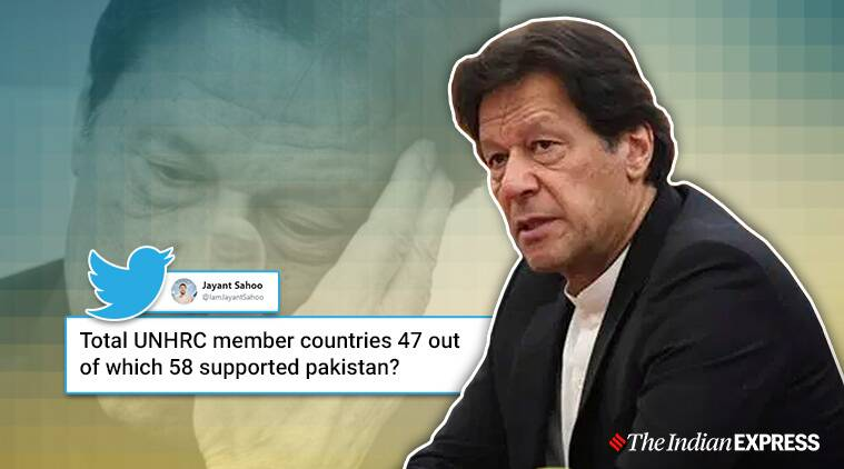 Imran Khan gets trolled after thanking 58 members of UNHRC when it has only 47