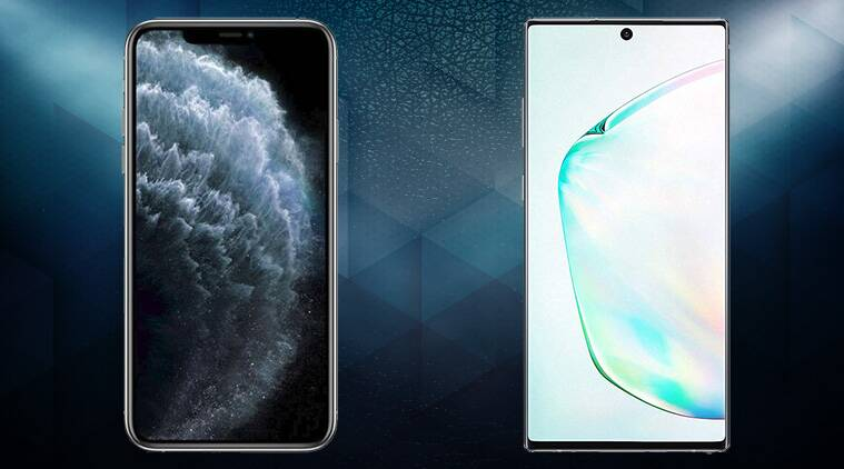 Apple Iphone 11 Pro Max Vs Samsung Galaxy Note 10 Plus