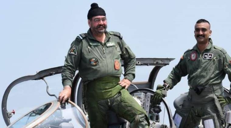 IAF chief hails national leadership for Abhinandan's quick release