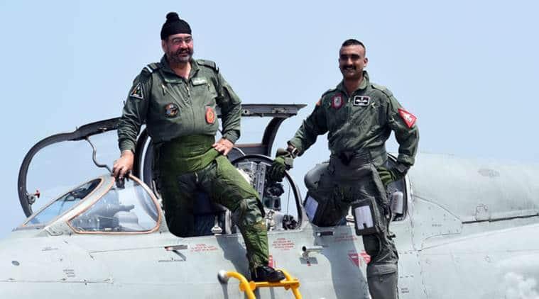 BS Dhanoa Abhinandan Varthaman MiG sortie, MiG 21, BS Dhano MiG 21, Abhinandan Varthaman, Indian Air Force