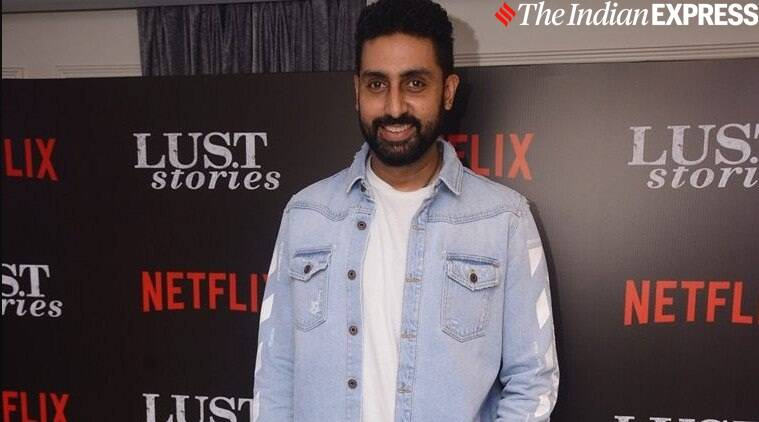 Abhishek Bachchan in The Big Bull