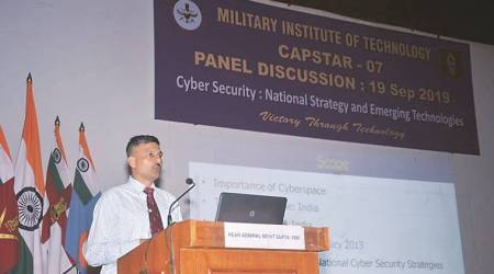 cyber security, defence cyber agency, information and technology act, pune city news, indian express news