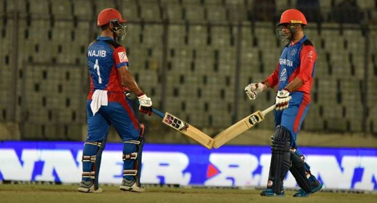Afghanistan beat Zimbabwe by 28 runs in T20 tri-series