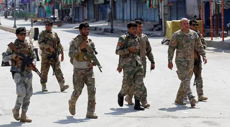 Civilians killed in Afghan forces' anti-Taliban operation