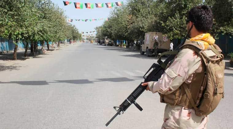 us taliban talks, us taliban talks calle off, trump calls off taliban talks, afghanistan war, talibange, Kunduz Afghanistan attack, Indian Express World News