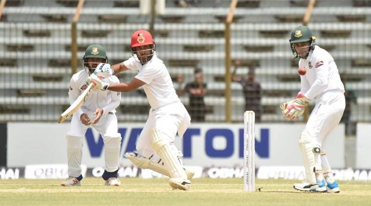 Bangladesh vs Afghanistan, Ban vs Afg One-Off Test Live
