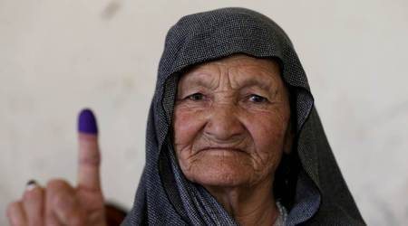 Afghanistan elections: Afghans vote for President amid Taliban attacks, fraud fears