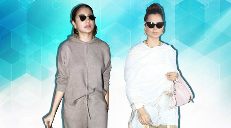 Kangana Ranaut, Anushka Sharma and more: Best airport looks of the week (Sep 8-Sep 14)