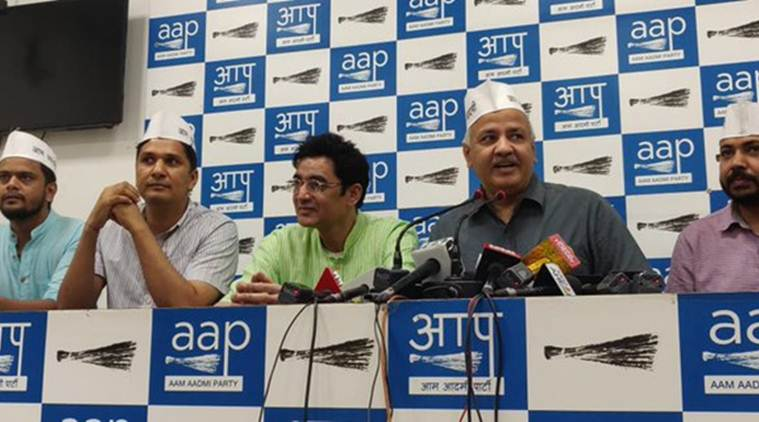 Former Jharkhand Congress chief Ajoy Kumar joins AAP