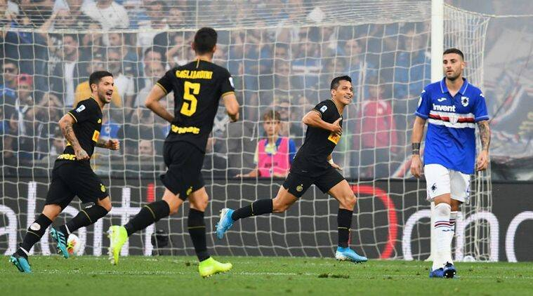Alexis Sanchez goes from hero to villain as Inter Milan win again