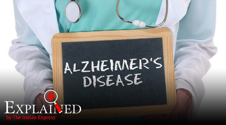 World Alzheimer's Day and its scenario in India, World Alzheimer's Day, Alzheimer's in india, express Explained, spread of Alzheimer's in india,