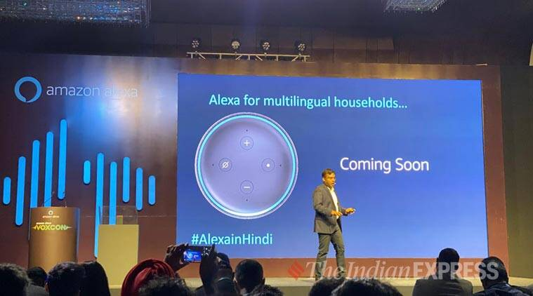 Alexa is now available in Hindi and Hinglish, multilingual support coming soon