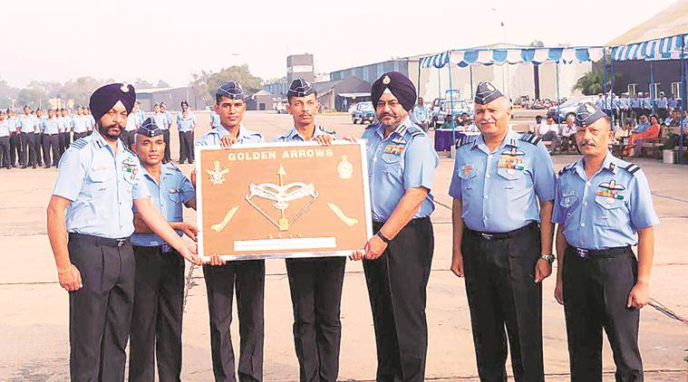 Air Chief presides over resurrection ceremony of 17 Sqn in Ambala