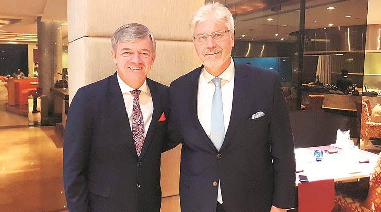 Czech and Slovak Ambassadors: We are very pleased to be in Punjab