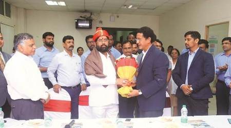 Pune: Doctors of 108 Ambulance Service felicitated for helping flood victims