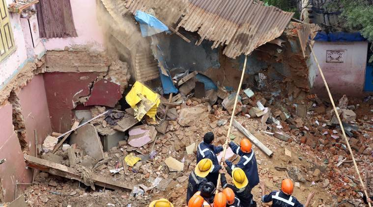 Amraiwadi building collapse: Toll rises to five as rescuers race to find survivors