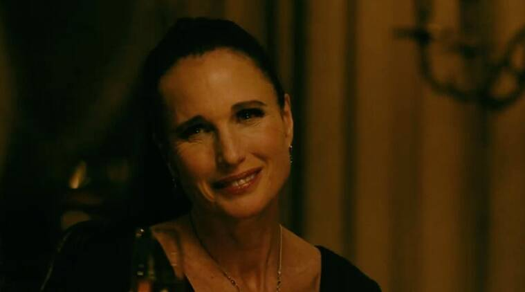 Andie MacDowell on her Ready or Not character Becky: I don't think she is evil