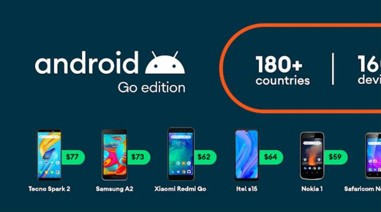 Android 10, Android, Android 10 (Go Edition), Android Go Edition, Google