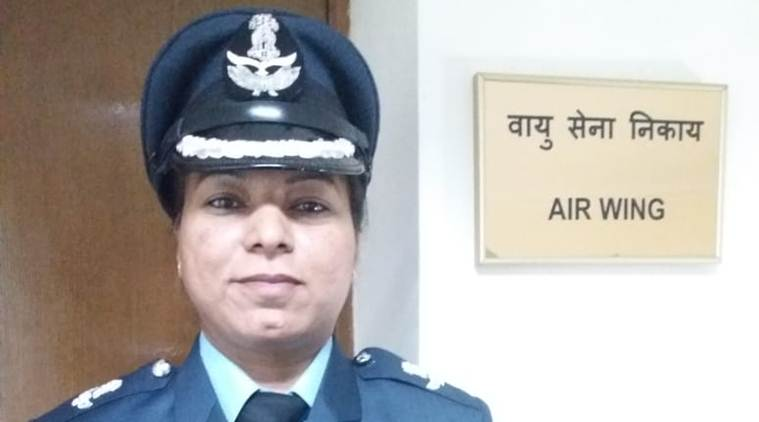 anjlai singh, wing commander anjali singh, indian embassy in moscow, indian embassy in russia, iaf
