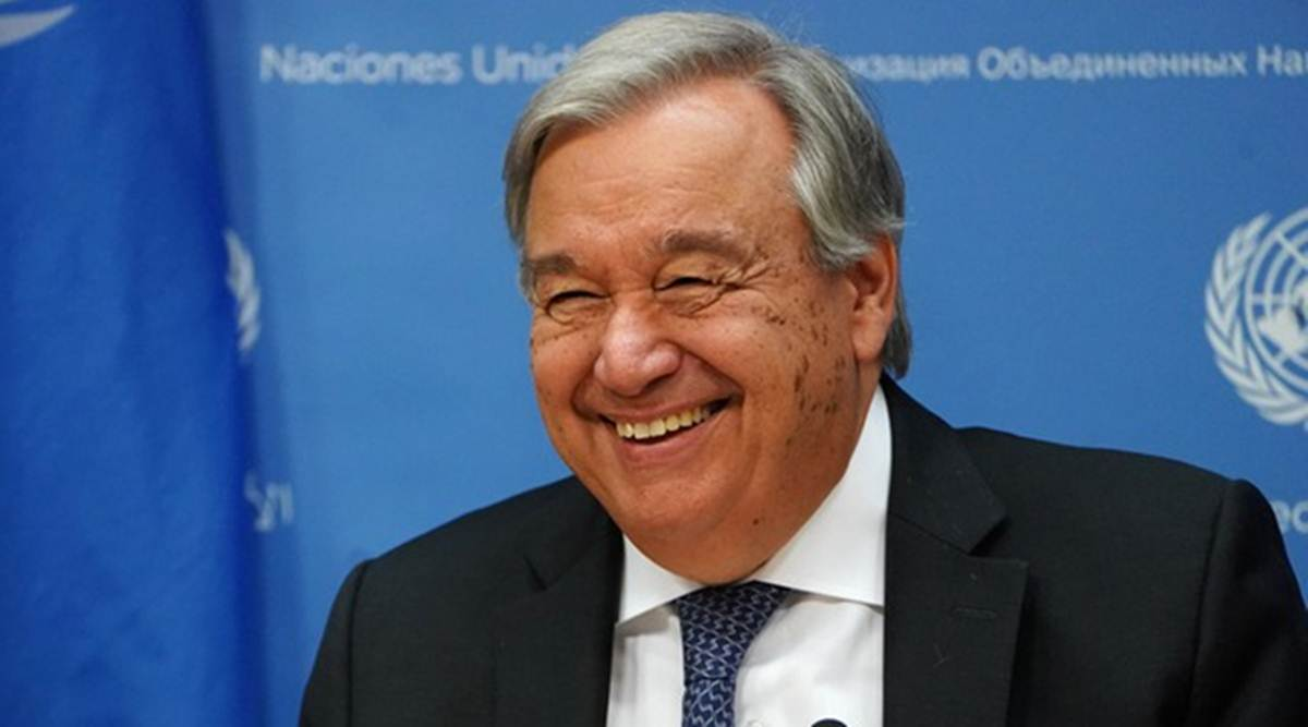 United Nations Climate Action Summit, UN Climate Action Summit, Climate Action Summit UN, Antonio Guterres, Climate Action Summit India, Climate Action Summit PM Modi, PM Modi at UN, India at UN, India news, Indian Express