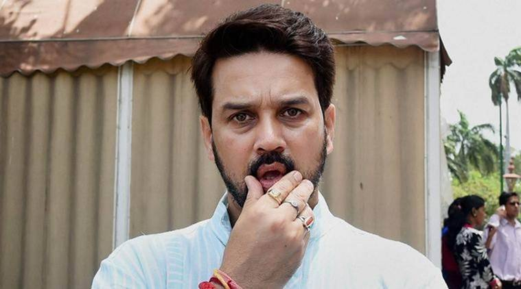 'Slowdown due to demonetisation effect': MoS Finance Anurag Thakur heckled at auto industry event